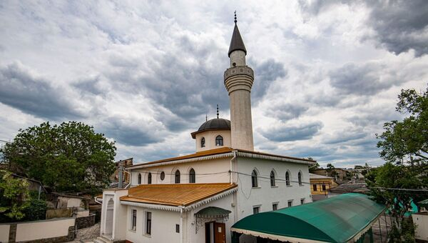 Мечеть Кебир-Джами
