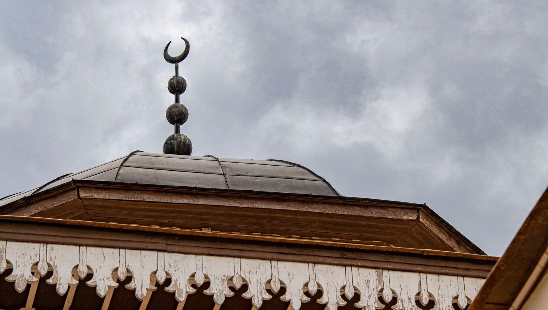 Мечеть Кебир-Джами  - РИА Новости, 1920, 10.11.2020