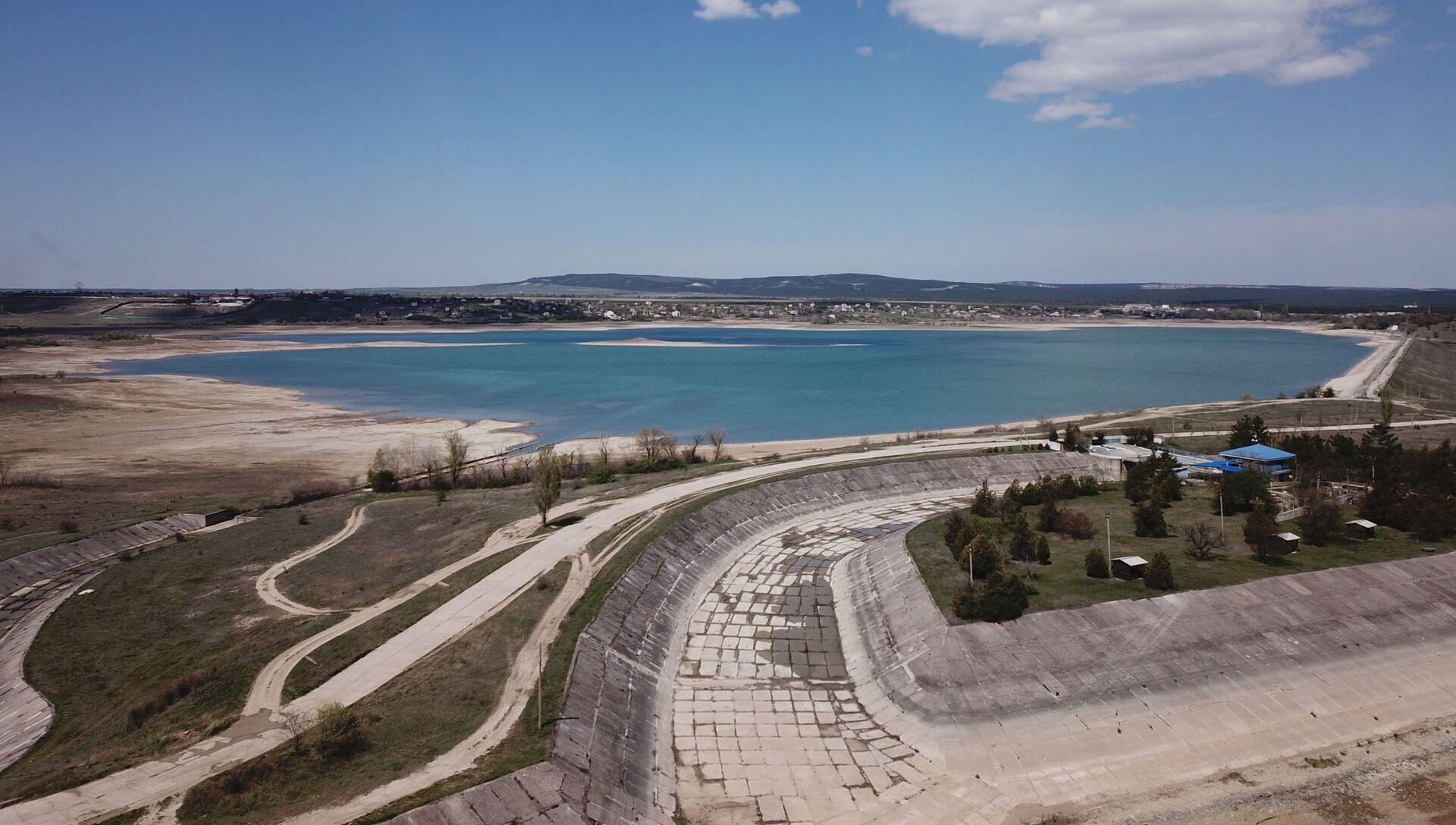 Тайганское водохранилище - РИА Новости, 1920, 01.09.2020