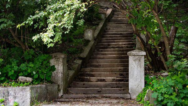 Лестница любви Симферополь