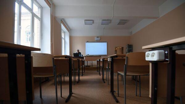 Московские колледжи закрылись на карантин
