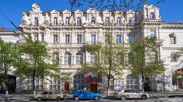 Севастопольский художественный музей им. Крошицкого