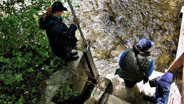 Уровень воды в Бельбеке на порядок выше, чем в остальных реках Крыма