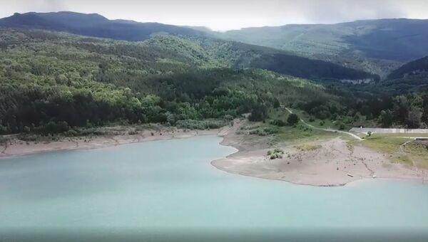 ВИДЕО_водохранилища, снабжающие ЮБК
