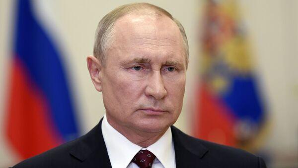 ЦитатаДня: президент РФ Владимир Путин