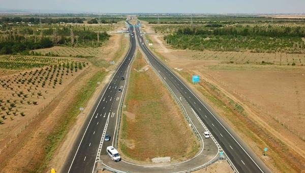 ВИДЕО: Трасса Таврида, открытие четырехполосного движения на трех участках