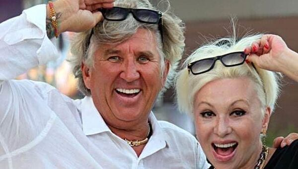 Певица Легкоступова вышла замуж за яхтсмена в 54 года