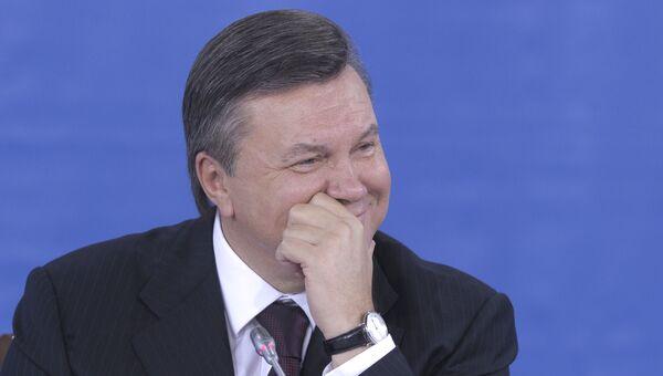 Президент Украины (2010-2014) Виктор Янукович