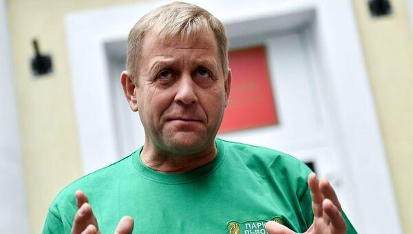 Оглашение приговора владельцу парка львов Тайган Олегу Зубкову