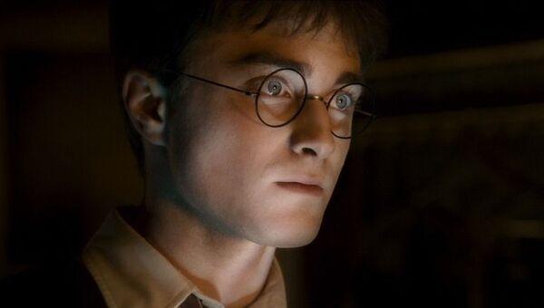 Кадр из фильма Гарри Поттер и Принц-полукровка