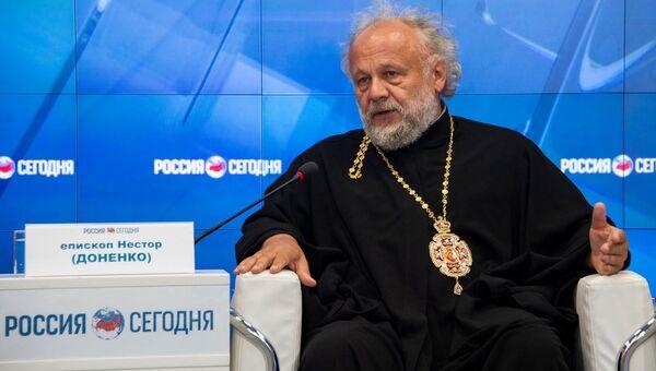 викарий Симферопольской и Крымской епархии, епископ Ялтинский НЕСТОР