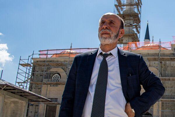 Муфтий Духовного управления мусульман Крыма Эмирали Аблаев уверен, что мечеть станет центром притяжения не только для мусульман, но и для всех крымчан.