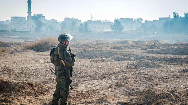 Сирия, Пальмира. Архивное фото