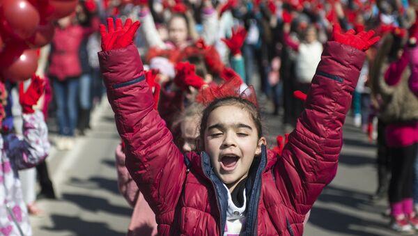 Феодосия на День защиты детей готовит костюмированный парад и флешмоб