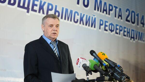 Михаил Малышев. Архивное фото