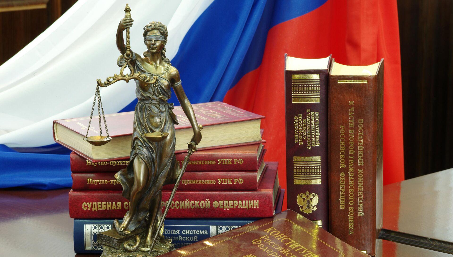 Зал судебных заседаний - РИА Новости, 1920, 12.11.2020