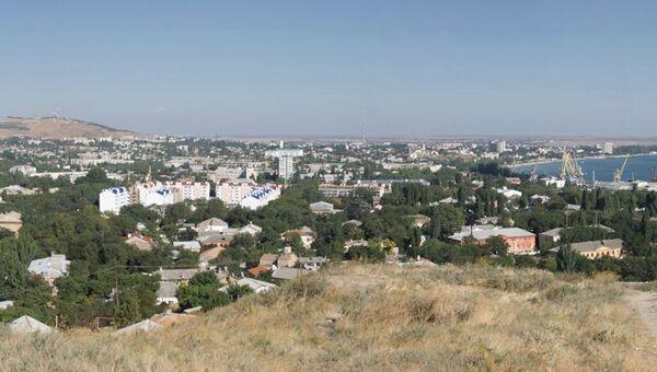Города Крыма. Феодосия