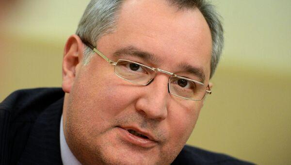 Д. Рогозин посетил ФГУП НПЦ газотурбостроения Салют