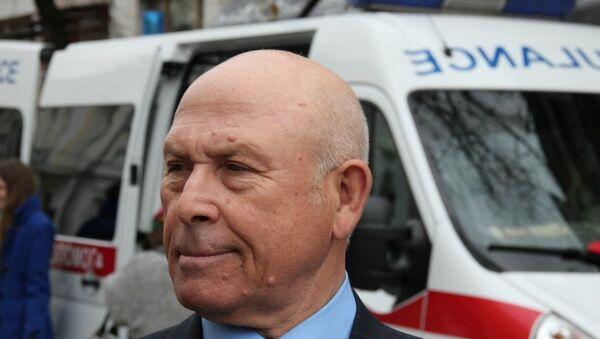 Министр здравоохранения РК Александр Могилевский