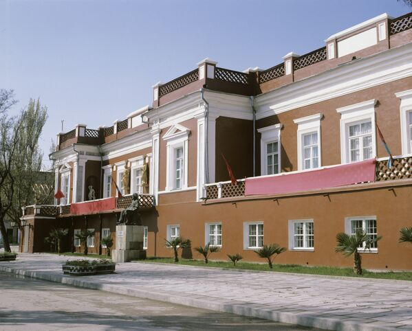 Феодосийская картинная галерея им. И.К. Айвазовского