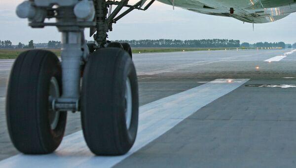 Самолет. Архивное фото