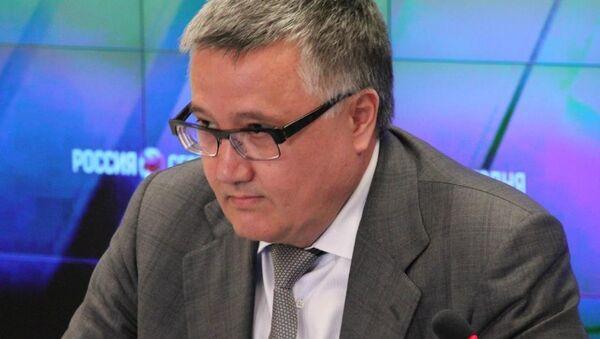главный архитектор города Симферополя Эрнст МАВЛЮТОВ