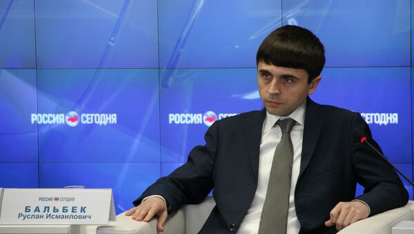 Руслан Бальбек