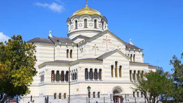 Свято-Владимирский собор не Херсонесе
