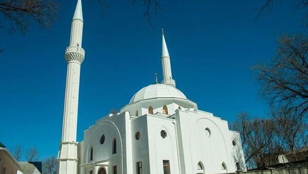 Соборная мечеть в Белогорске