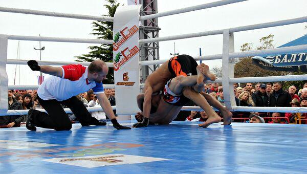 Чемпионат по самбо Единство