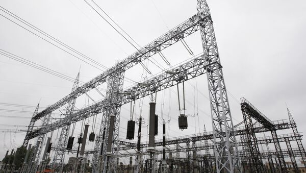 Электроподстанции 500 кВ Бескудниково введена в эксплуатацию
