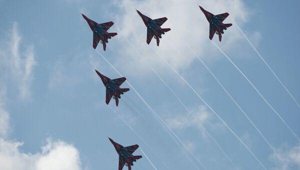 Самолеты Миг-29