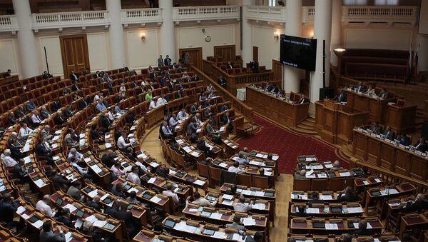 Заседание Совета Федерации РФ